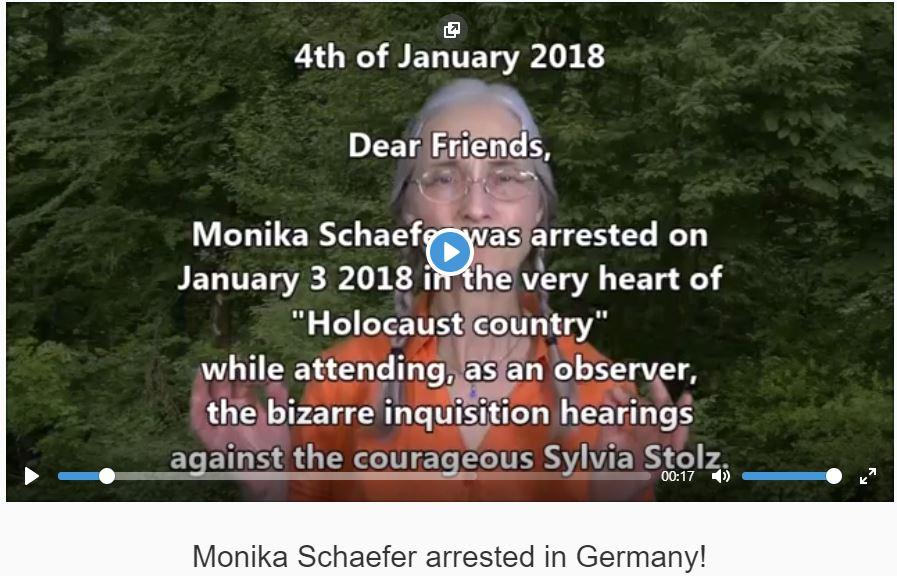 schaefer arrest