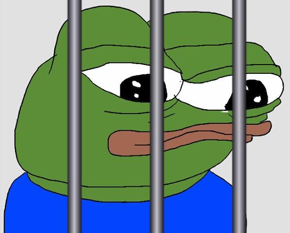 pepe in prison